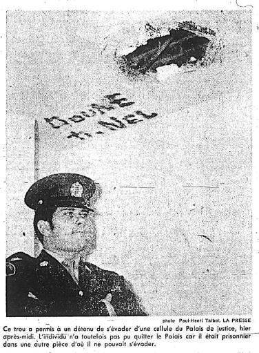 la presse 3 mai 72 - Hamel